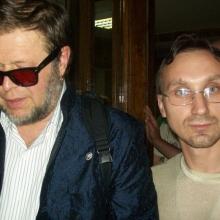 С Борисом Гребенщиковым