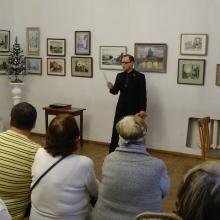 Творческий вечер в музее А.С.Пушкина