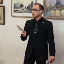 Выступление в музее А.С.Пушкина в Одессе