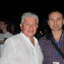 С известным одесским джентльменом Олегом Николаевичем Филимоновым