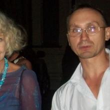 С известной актрисой театра и кино Светланой Немоляевой