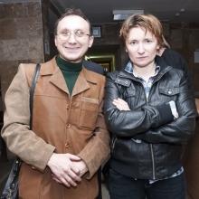 С Дианой Арбениной